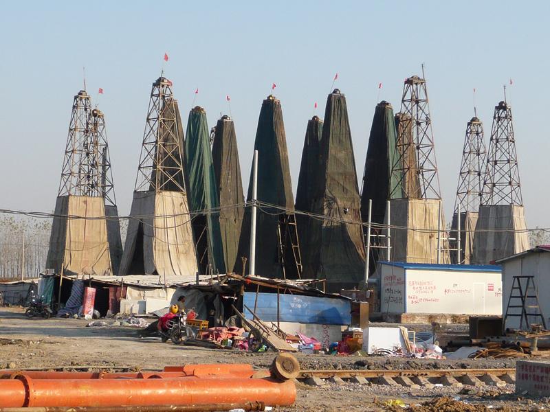 公司8套水源yabo4应用于鄂尔多斯煤矿冻结井建设