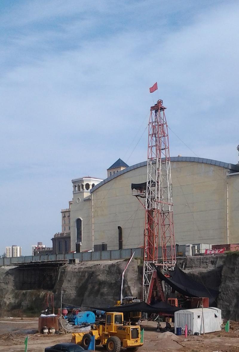 河北省陆海钻井公司采购河北yabosportsapp生产的6台套