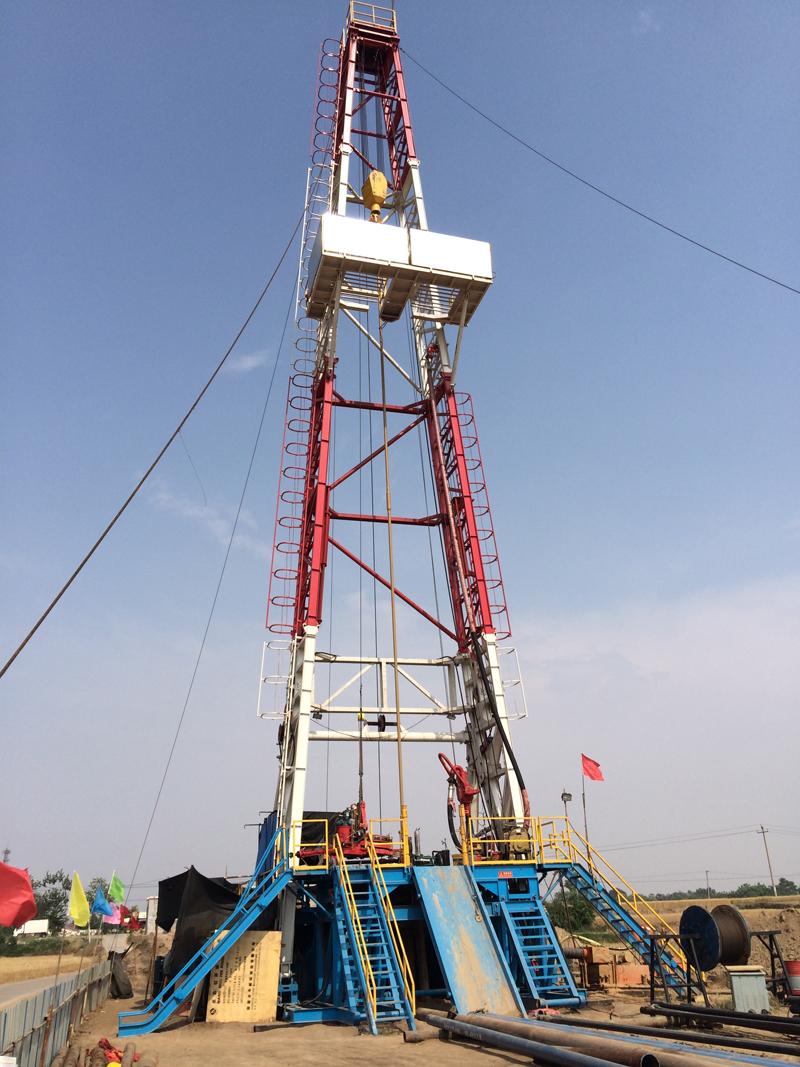 河北省煤田地质局四队使用河北yabosportsapp生产的TSJ3