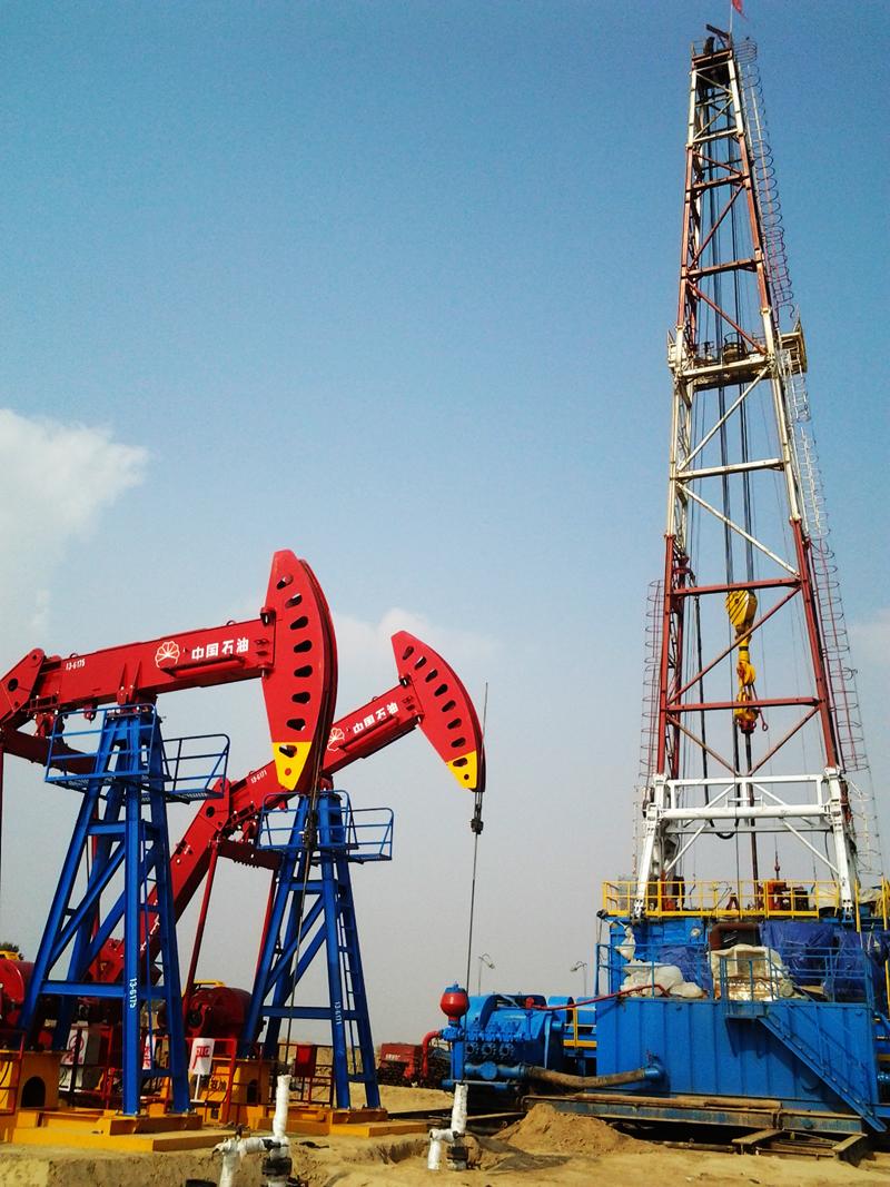 辽河盛达钻井公司使用河北yabosportsapp生产ZJ30用于石油勘探