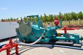 电动直驱泥浆泵